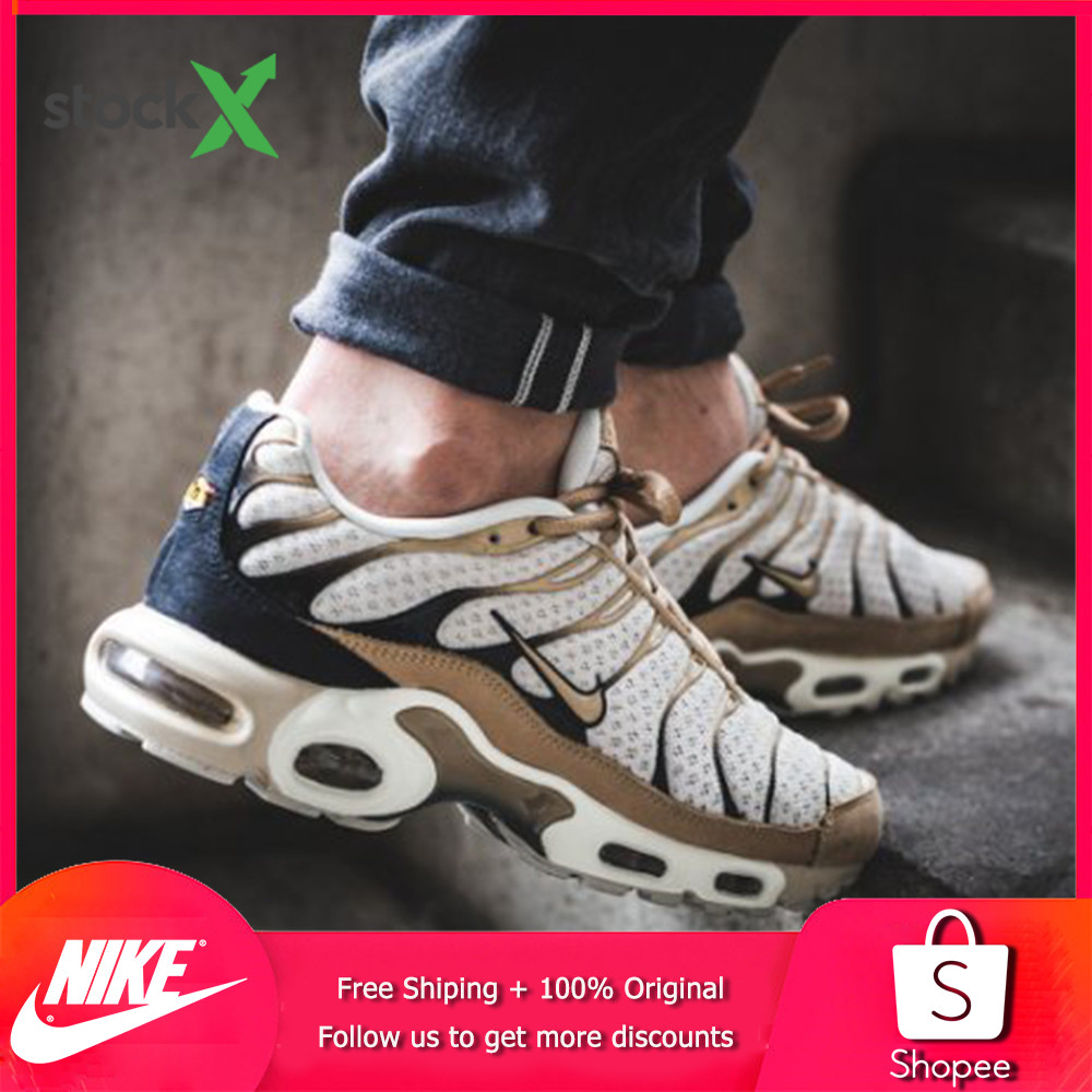 Rafflesia Arnoldi proteger Integración  Nike Air Max Plus GS Men's Running Shoes Vitality Sneakers Fun and Stylish  Original Running Shoes | Shopee Malaysia