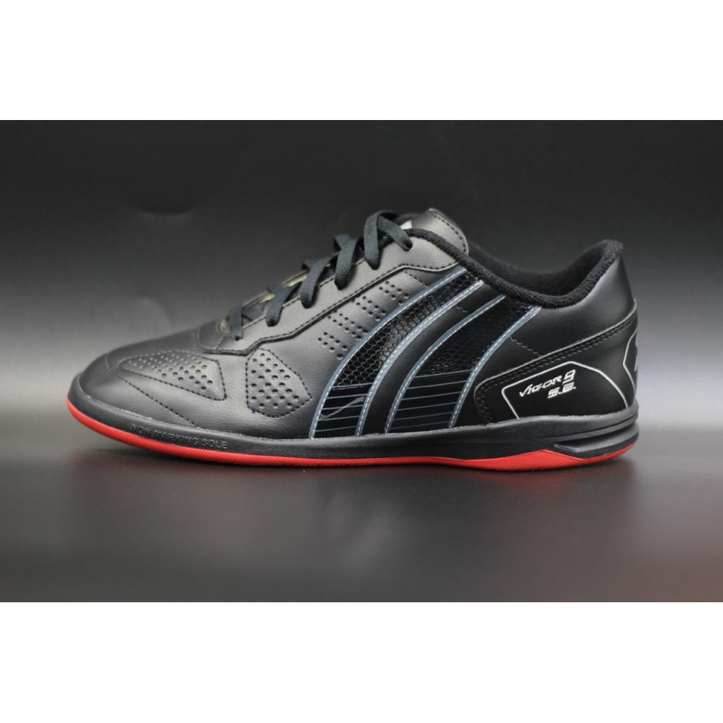 PAN The Vigor 9 Black Panther Special Edition Futsal Football Shoes