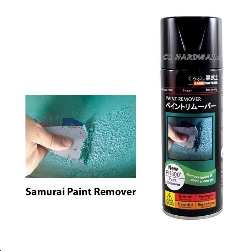 Samurai Paint Remover PR500 ( Penanggal cat )