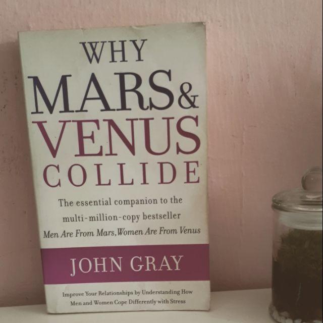 Why Mars And Venus Collide Shopee Malaysia