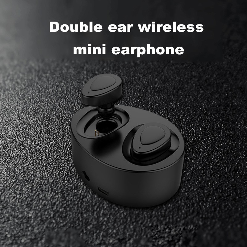 d7cc3df1c06 ProductImage. ProductImage. TWS K2 Twins Portable Mini Stereo Wireless  EarBud ...