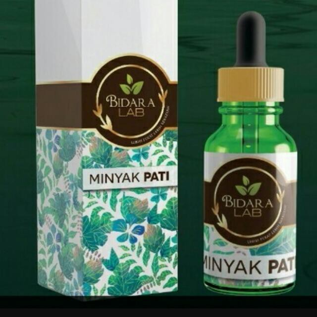 Minyak Pati Bidara Lab Original 20 ML Ready Stock