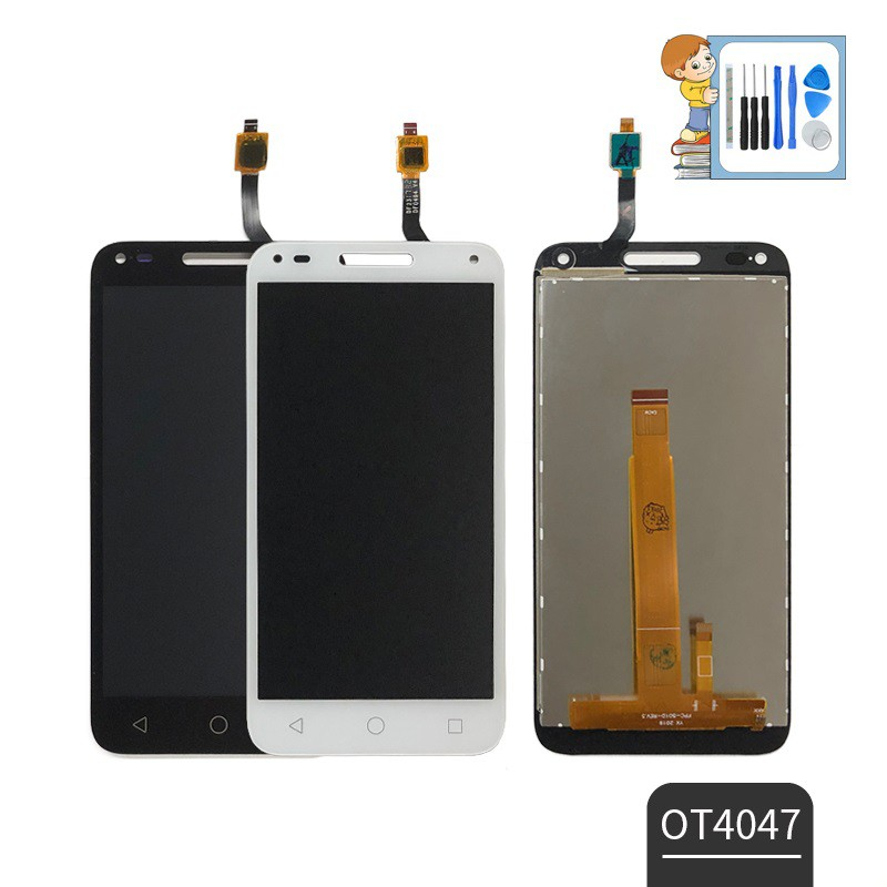 LCD Alcatel One Touch U5 3G 4047 4047D 4047G OT4047 OT4047G OT4047D LCD  Display Touch Screen Digitizer Assembly