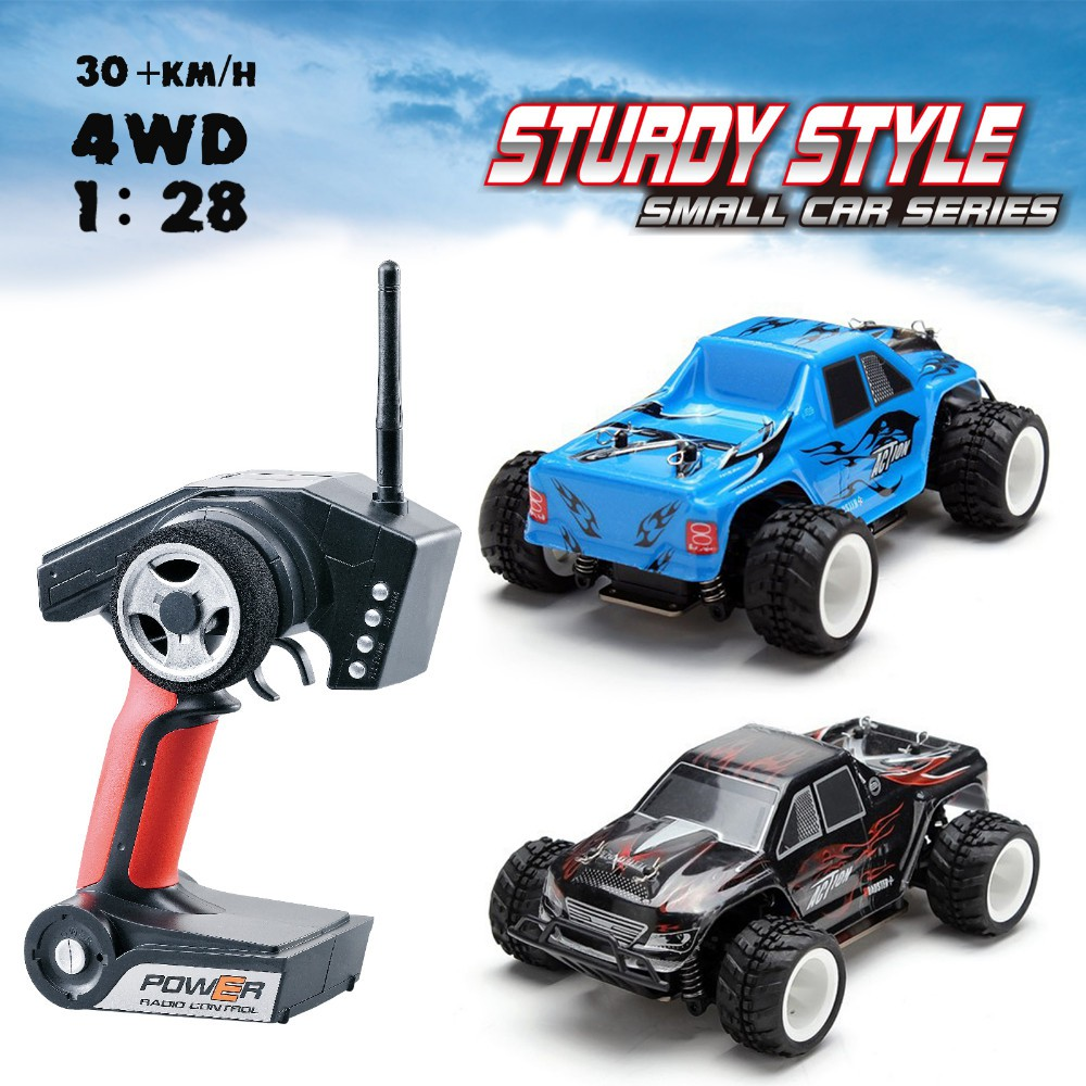 Tiny Rc Cars Transmitter And Charger Circuit 2 X Aa Cell 27mhz