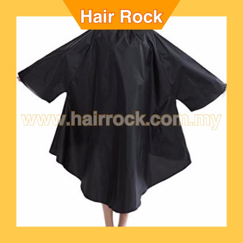 Waterproof Long Sleeve Hair Cutting Cape