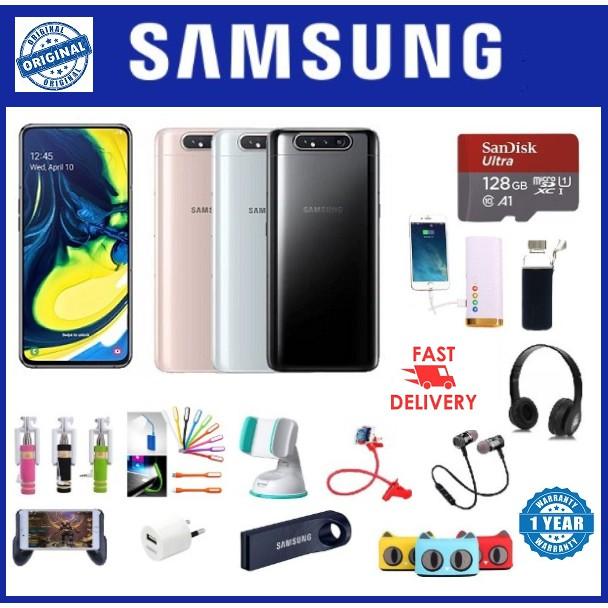 Ready Stock Samsung Galaxy A80 (8GB+128GB) Original Samsung Warranty Malaysia