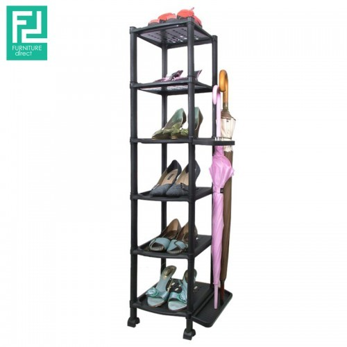 Furniture Direct FSS161 shoe rack with umbrella stand