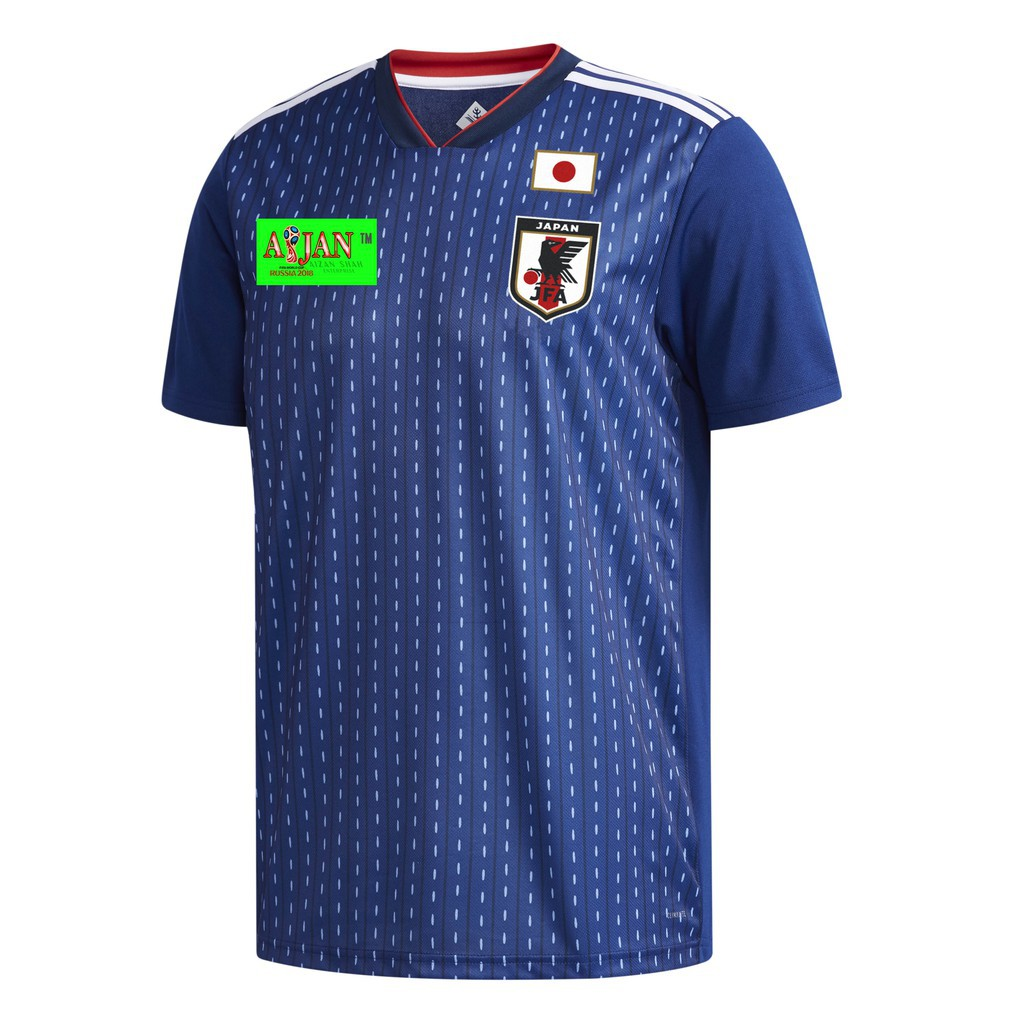 560498a00c9 Japan Home world cup jersey 2018 jersi