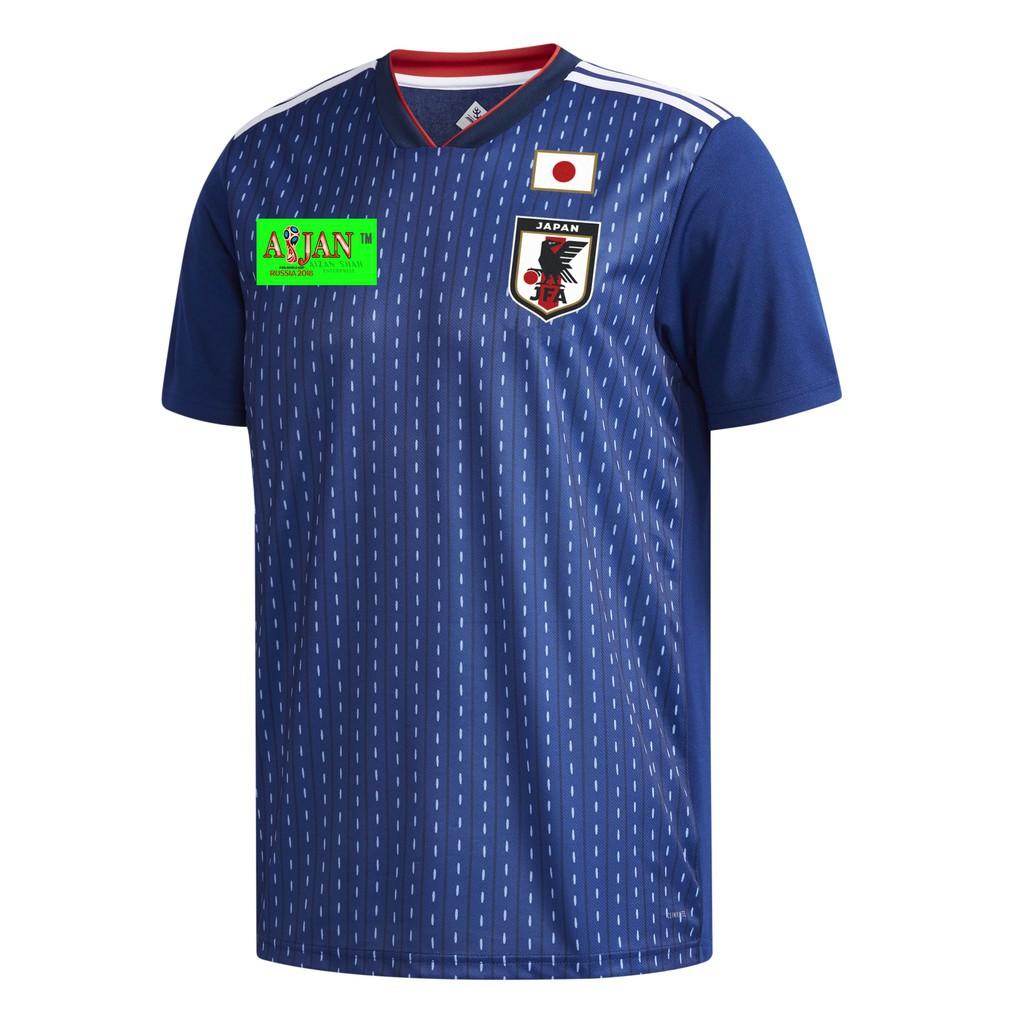 d70a3c8188c Japan Home world cup jersey 2018 jersi