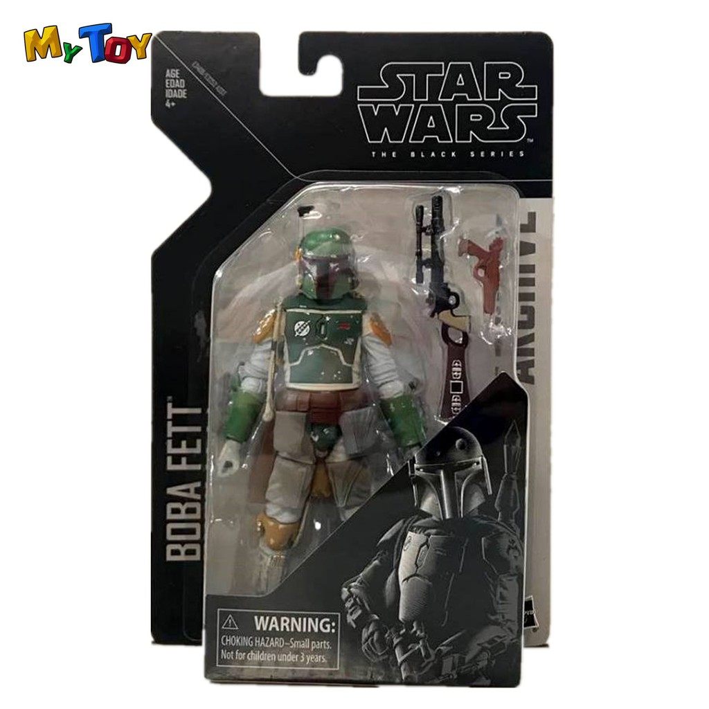 Star Wars The Black Series Archive Collection 6 Inch Boba Fett
