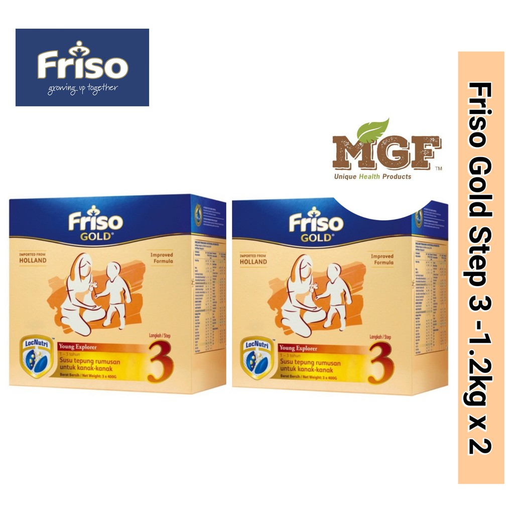 Friso Gold 3 12kg Shopee Malaysia Frisolac 2 900gr