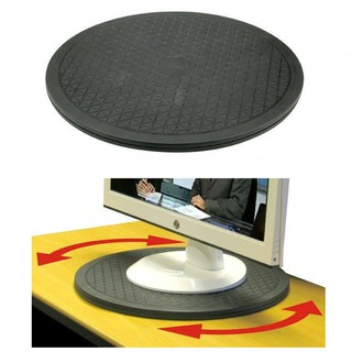 360 Degree Rotating ROTARY PLATFORM Place Speakers Computer Monitors 250mm