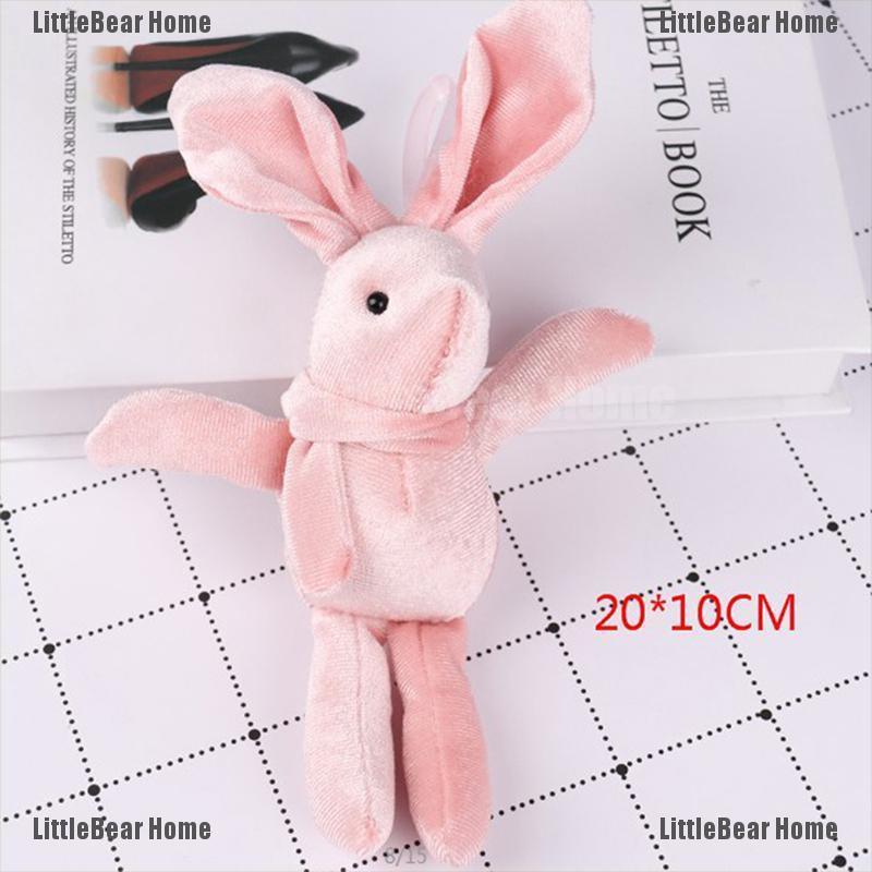 Easter Bunny Rabbit Plush soft toys Doll Stuffed Animals Birthday Gift LH