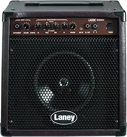 LANEY ACOUSTIC AMP W/CHORUS LA20C