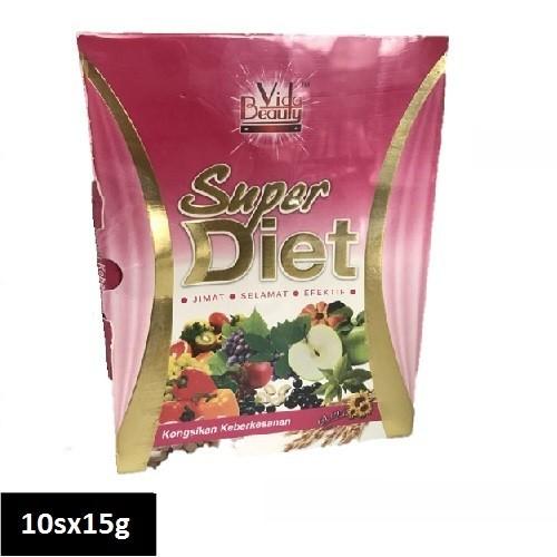 Vida Beauty Super Diet (10sachets x 15g)