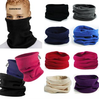 91c604163 ♎XQ Winter Thermal Men Women Sports Neck Warmer Beanie Face Mask ...