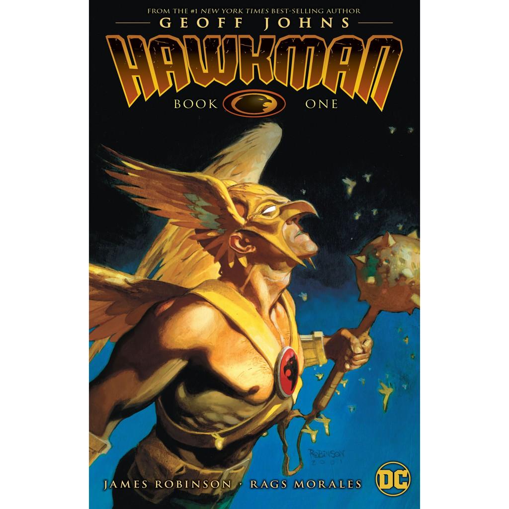 Hawkman by Geoff Johns