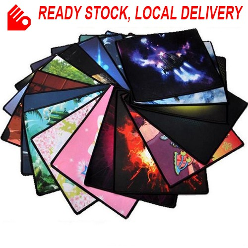 Standard Mouse Pad High Quality  Mousepad Anti Slip Rubber Stitched Edges Office Gaming Optical Mat