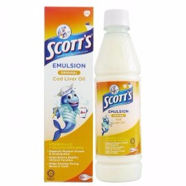 Scotts Emulsion Original Flavor 200ml