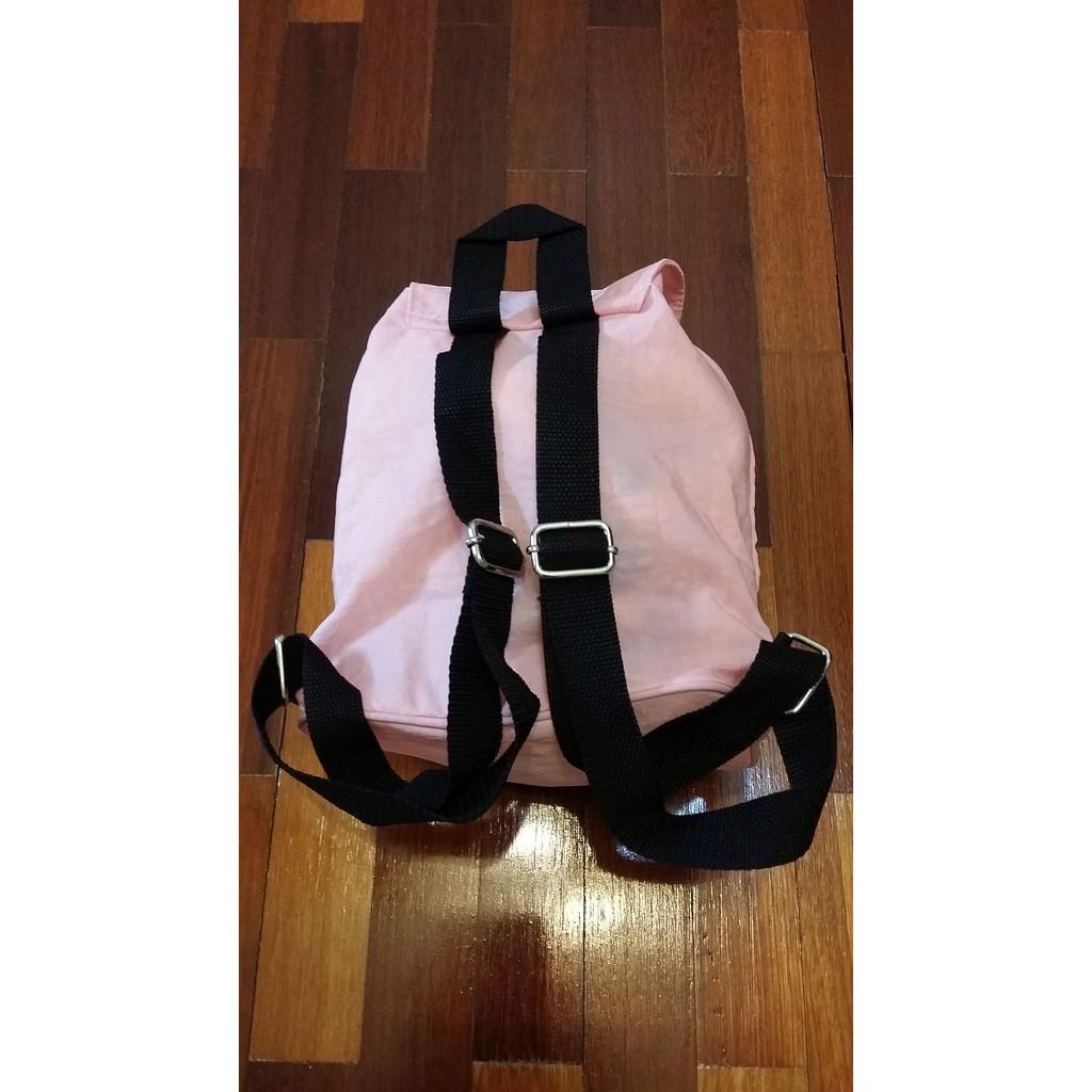 Pink Elephant Backpack Bag (Pink) (PRELOVED)
