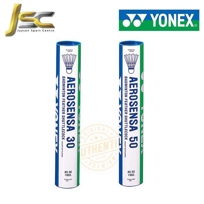 Yonex Aerosensa 30 / Aerosensa 50 Badminton Shuttlecock (100% Authentic Product)