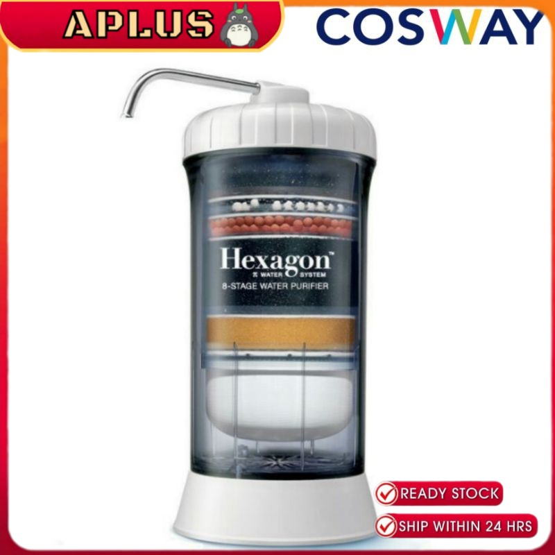 Cosway Hexagon 8-stage water purifier
