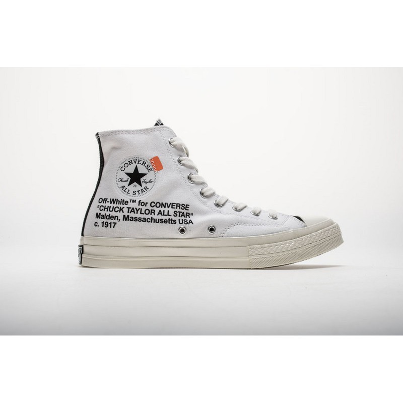 ece8a13f1 OFF-White x Converse Original Women s shoes Men s sports Black sneakers  shoes