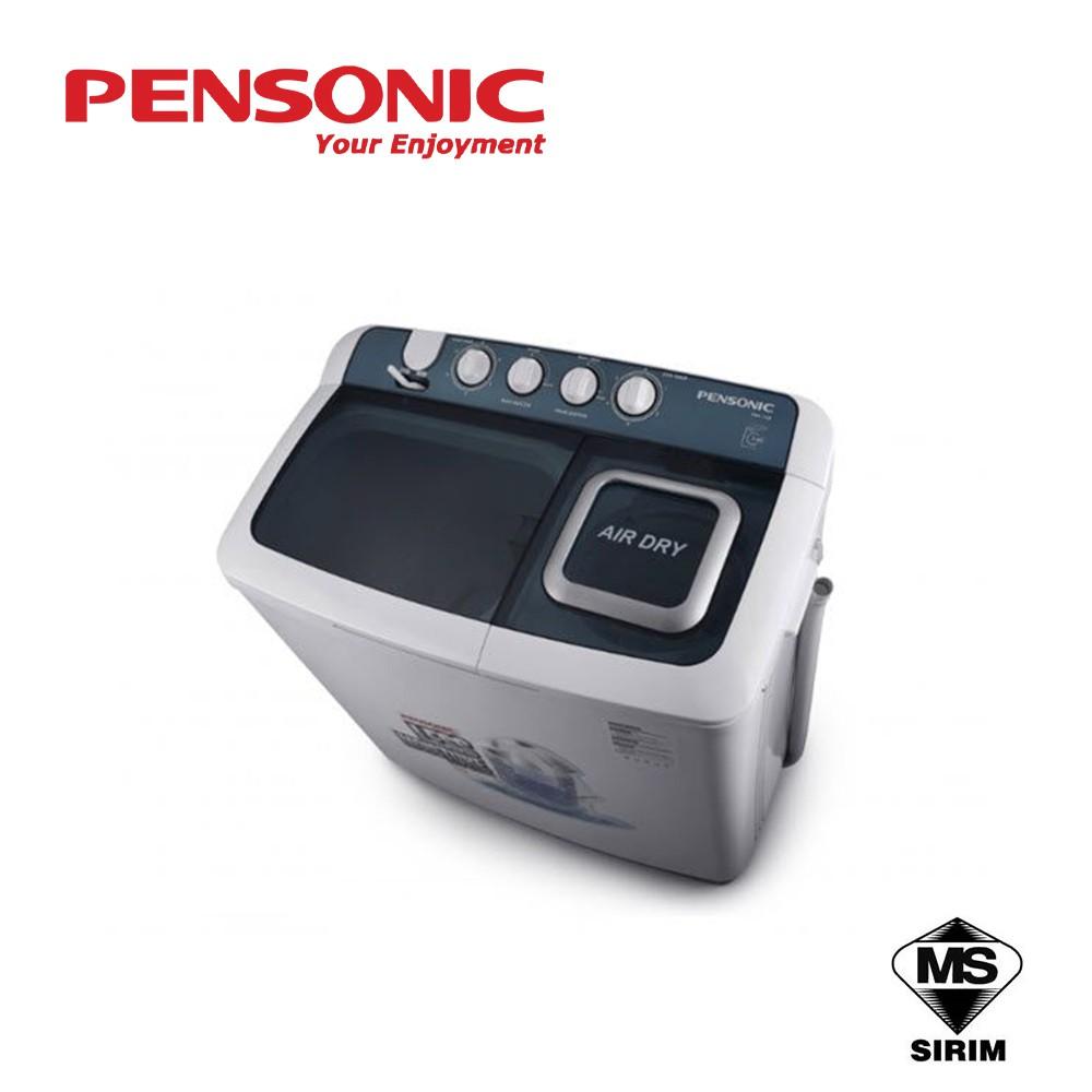 Pensonic Semi Auto Washing Machine (14KG) PWS-1404
