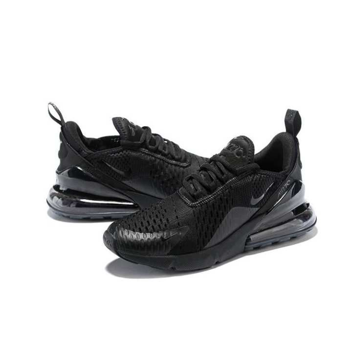 eccezionale gamma di stili colore n brillante gamma completa di articoli mospi 2019 New Nike_original Air Max 270 Flyknit Men/Women Running Sport  Shoes Comfortable