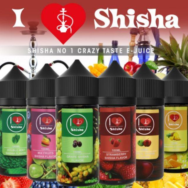 E-Juice Shisha Lady Ross Brew 100ml Strawberry Double Apple Vape Juice