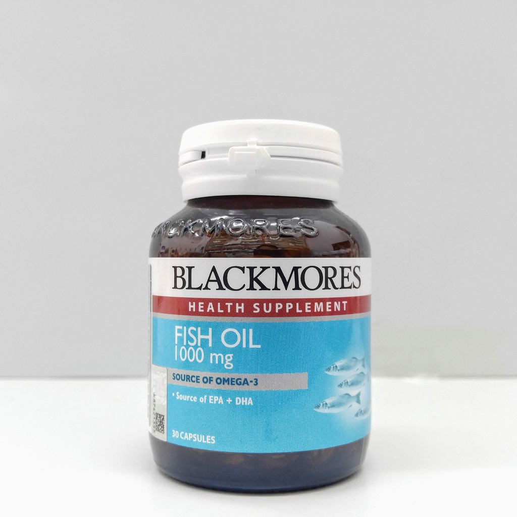 BLACKMORES FISH OIL 30'S / 120'S / 2x120's+30's