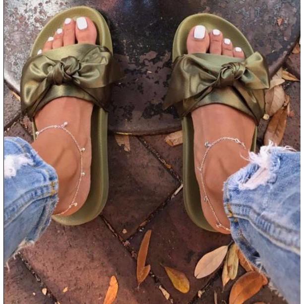 quality design 77791 27200 Puma Fenty x Rihanna Bow Slide