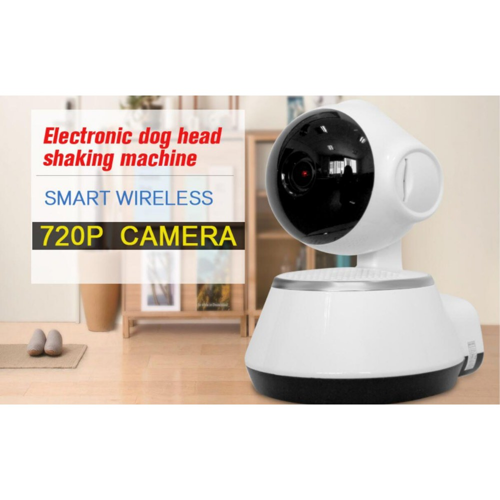 V380 Wifi CCTV Can See In Phone App