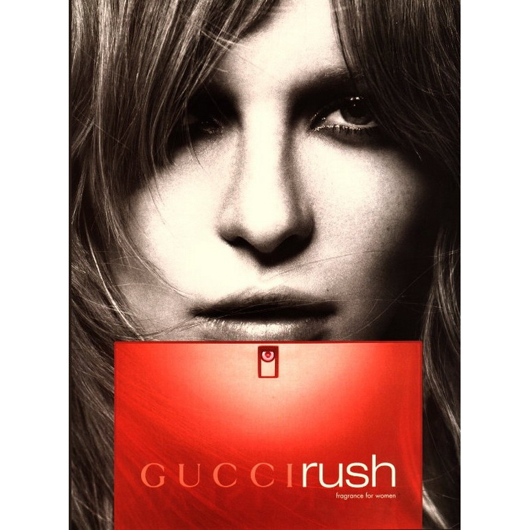 GUCCI RUSH (Europe Authentic Perfume )