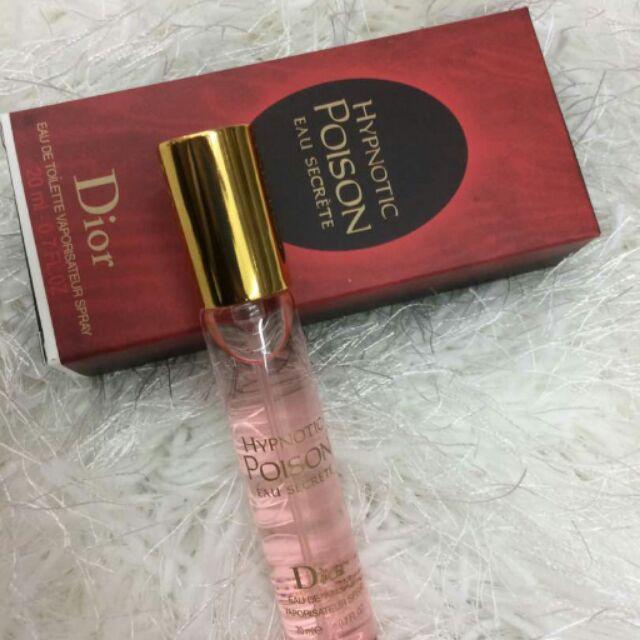 Hypnotic Poison Eau Secrete Dior 20ml Perfume For Her Shopee Malaysia