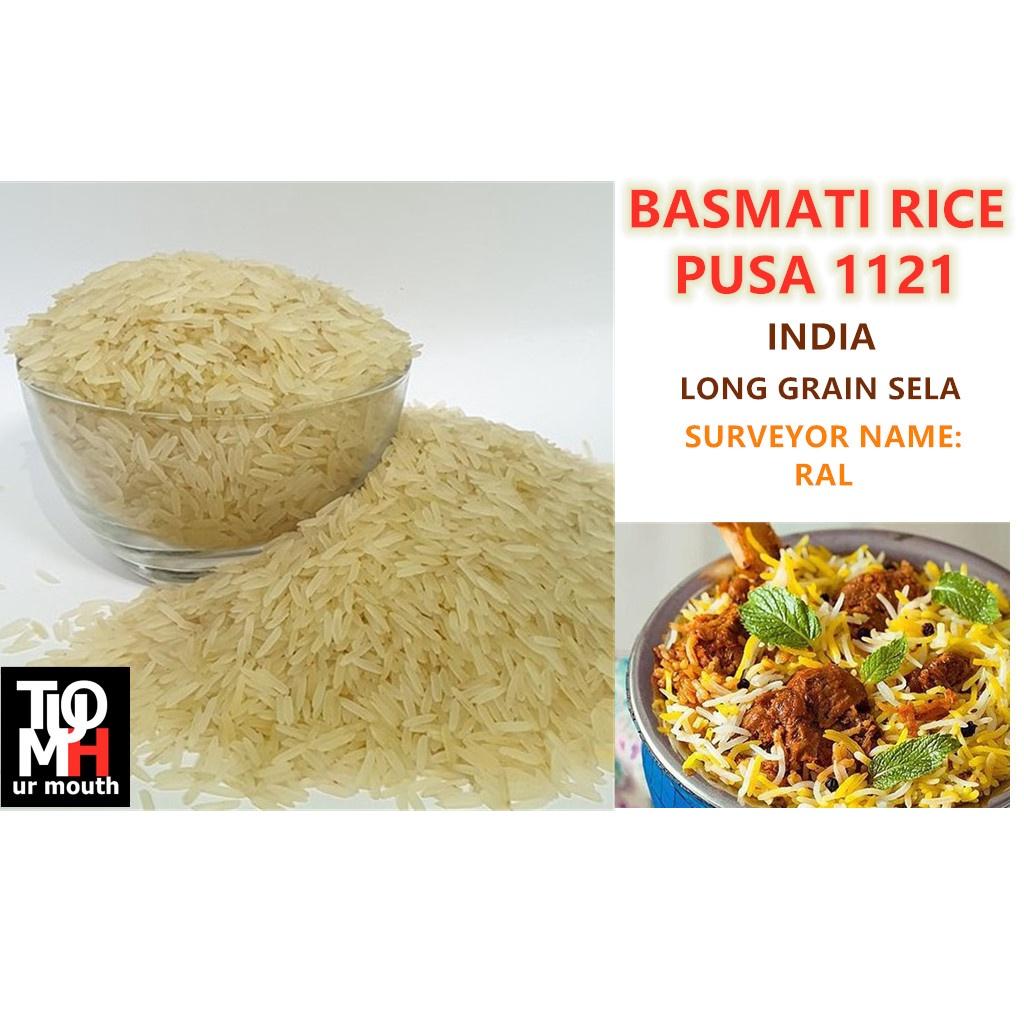 Beras Basmathi / Basmathi Rice / Biryani / Beras Arab 1kg