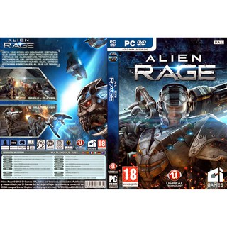 Alien Rage Unlimited Offline PC Games with CD | Shopee Malaysia