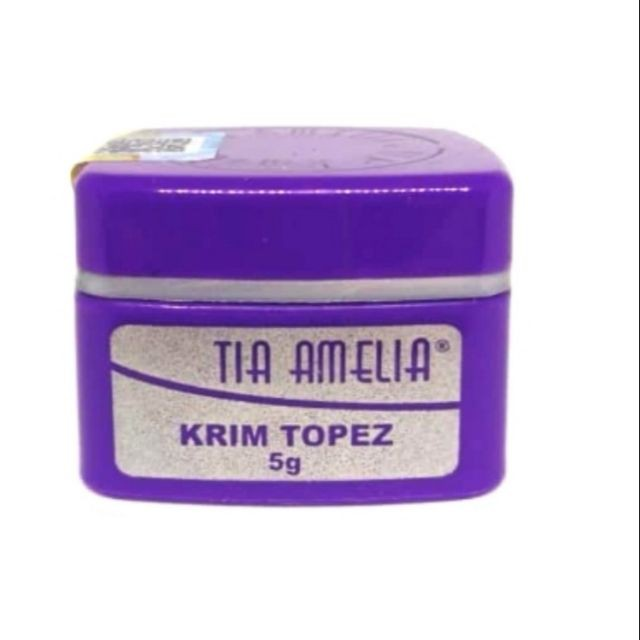 TIA AMELIA KRIM TOPEZ 5G 100% ORIGINAL HQ + FREEGIFT