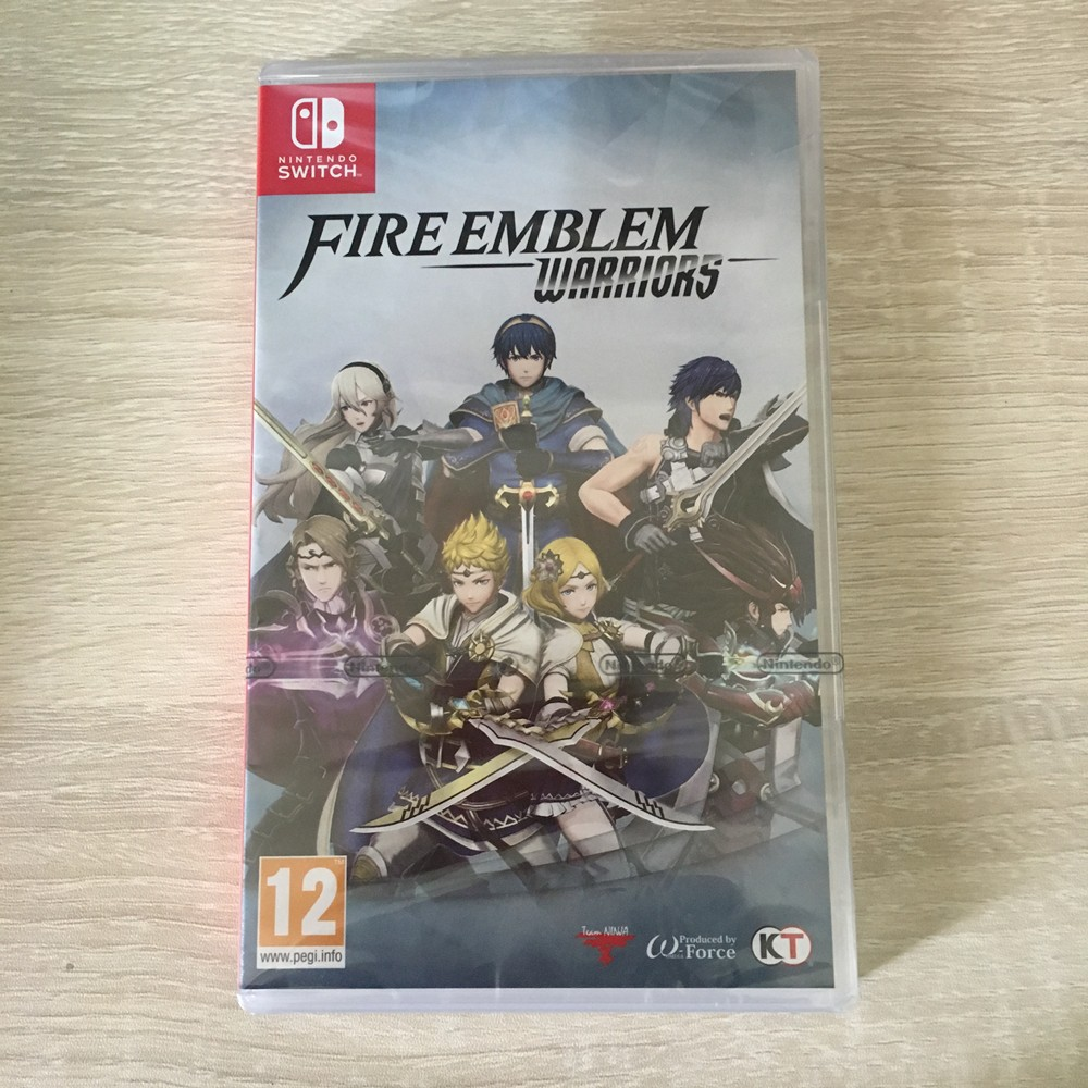 Nintendo 3ds Fire Emblem Fates Birthright Shopee Malaysia Game Conquest Usa