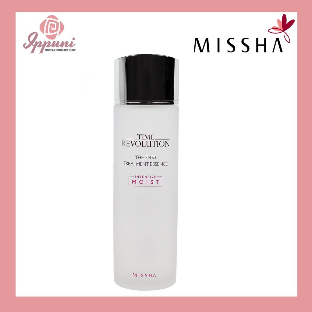 Missha Time Revolution The First Treatment Essence 150ml Shopee Malaysia