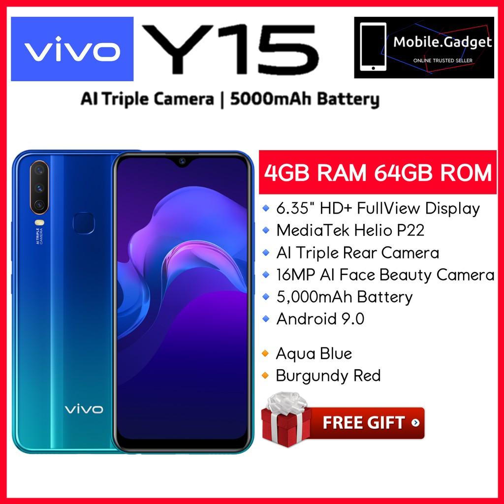 Vivo Y15 Price In Malaysia Specs Technave