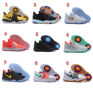 new style cad43 94d40 L*Nike Kyrie 4 Low Black/Blue-Multi-Color | Shopee Malaysia