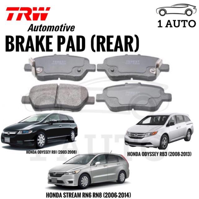 Genuine Honda Accord Front Brake Pads 2008-2013