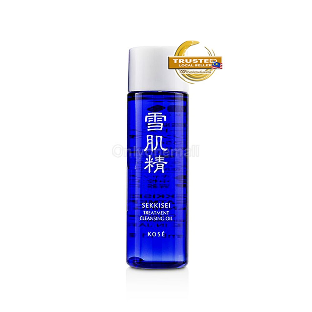 Kose SEKKISEI Treatment Cleansing Oil 35ml