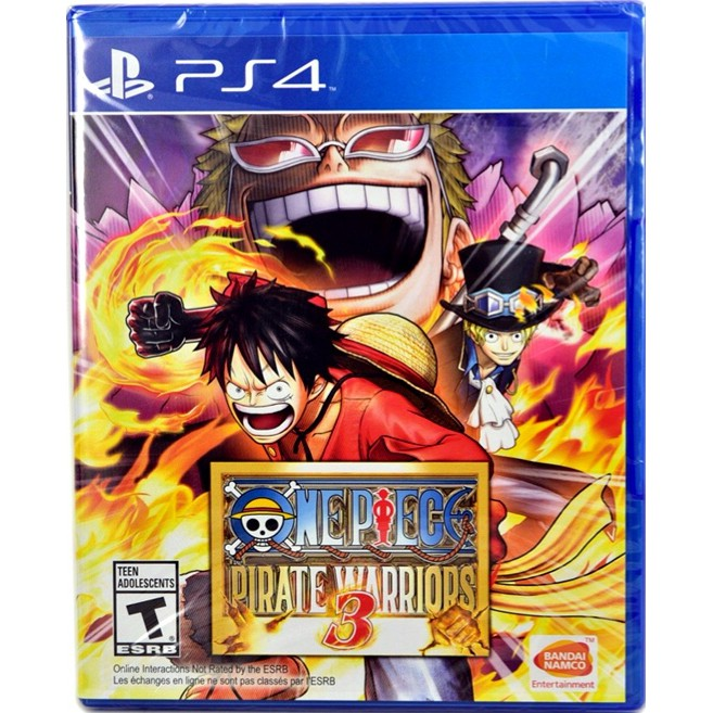 PS4 One Piece Pirate Warriors 3  All Zon