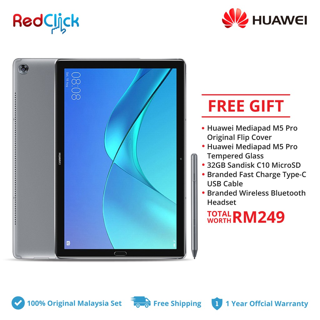 reputable site 9360a ad3f4 Huawei Mediapad M5 Pro 10.8