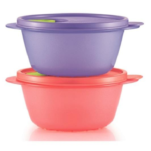 Tupperware CrystalWave Bowl (1) 800ml - Random Color