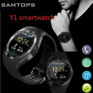 Bluetooth Y1 Smart Watch Relogio Android SmartWatch Phone | Shopee