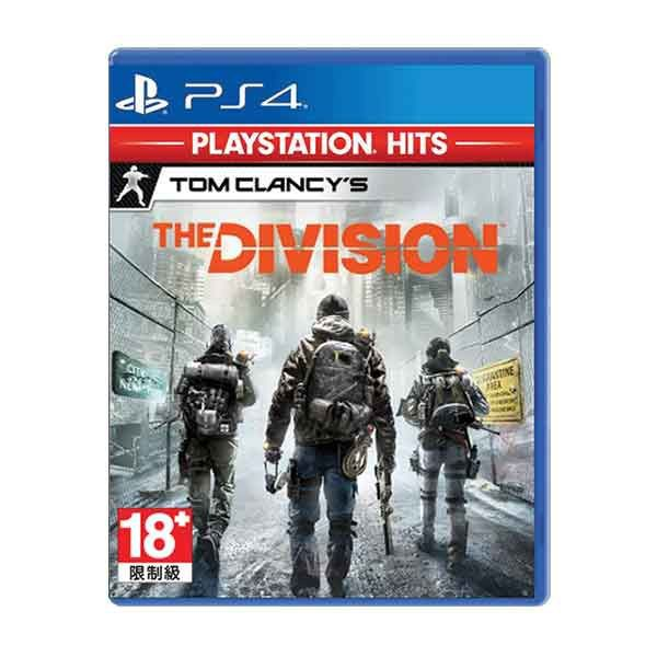 TOM CLANCY\'S: THE DIVISION PLAYSTATION HITS (R3/ENG) - Playstation 4