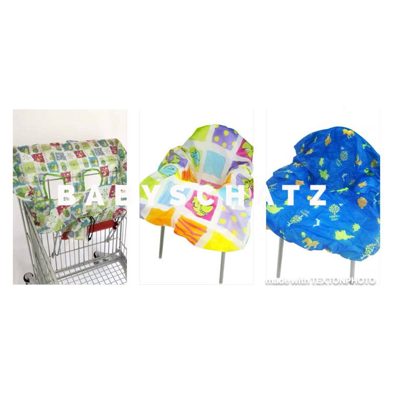 Antivirus Baby Chair Cover